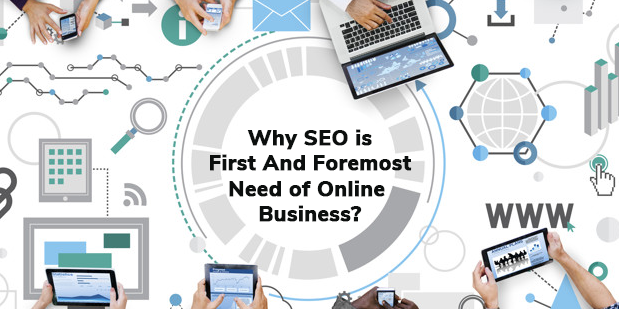 Why Seo Is First And Foremost Need Of Online Business?