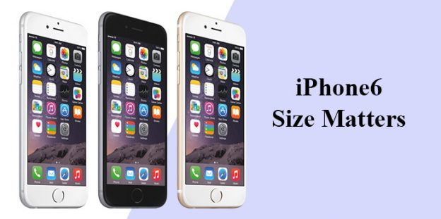 iPhone6 – size matters