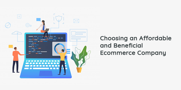 Choosing an Affordable and Beneficial Ecommerce Company