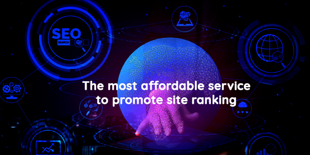 The most affordable service to promote site ranking