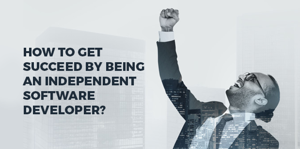 How to get Succeed by Being an Independent Software Developer?