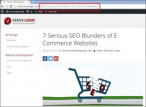 Interactive URL Example