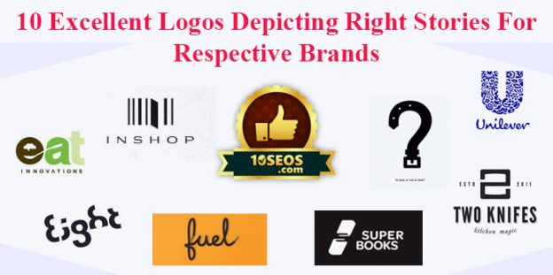 10 Excellent Logos Depicting Right Stories For Respective Brands