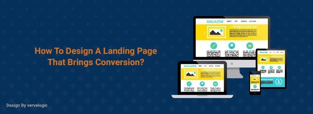 Landing Page vervelogic