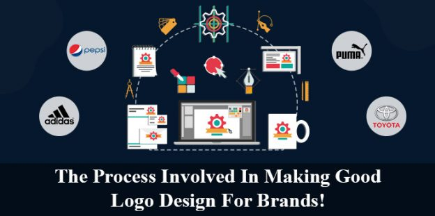 Logo Designing Process: What Is The Process Involved In Making Good Logo Design For Brands!