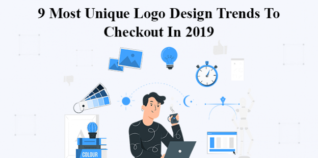 9 Most Unique Logo Design Trends To Checkout In 2019