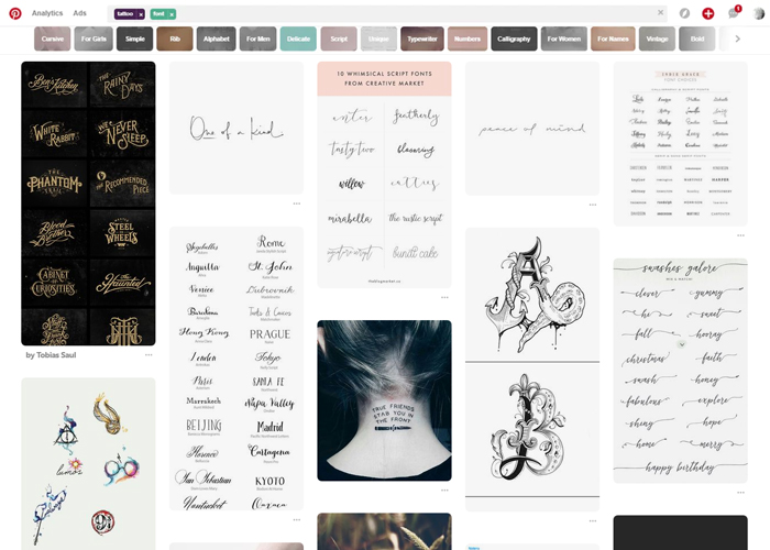 Pinterest To Make The Logo Design Perfect
