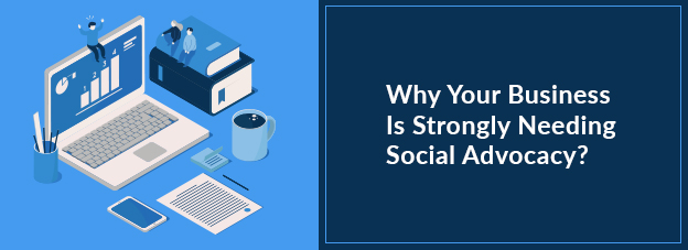 Strongly Needing Social Advocacy