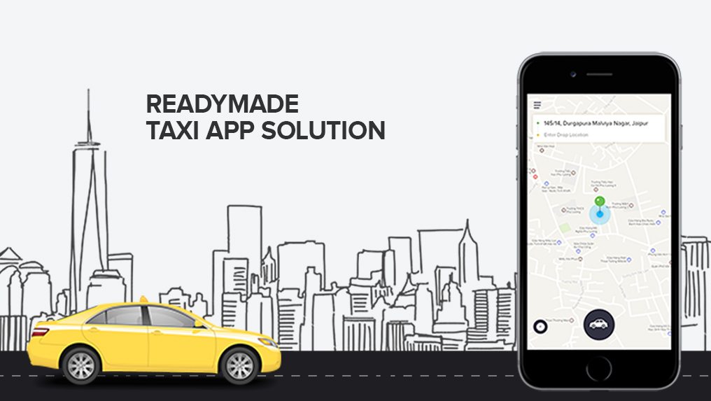cab booking app development company