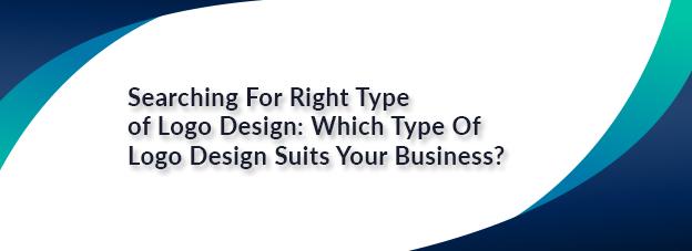 Logo Design Suits Your Business
