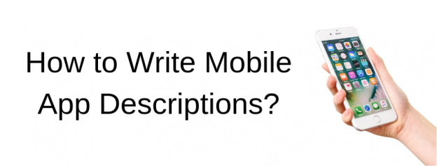 How to Write Mobile App Descriptions?