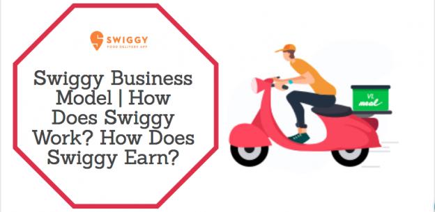 Swiggy Business Model | How Does Swiggy Work? How Does Swiggy Earn?