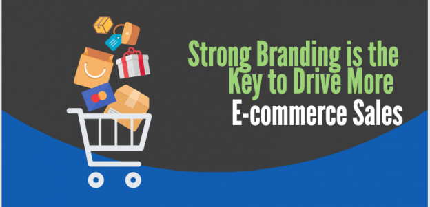 Strong Branding is the Key to Drive More Ecommerce Sales
