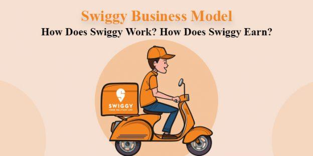 Swiggy Business Model   How Does Swiggy Work? How Does Swiggy Earn?