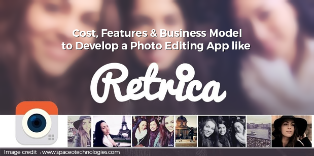 Cost, Features & Business Model to Develop a Photo Editing App like Retrica