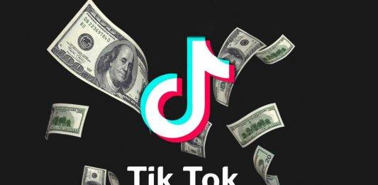 How does apps like Tik Tok make money