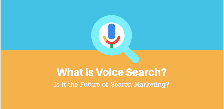 What is Voice Search? Is it the Future of Search Marketing?