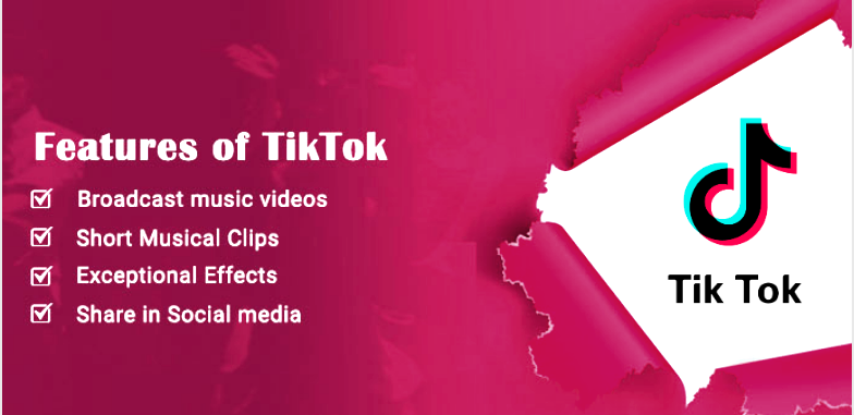 Features to develop a mobile app like TikTok