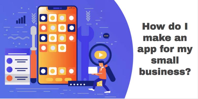 How do I make an app