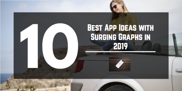 10 Best App Ideas with Surging Graphs in 2019