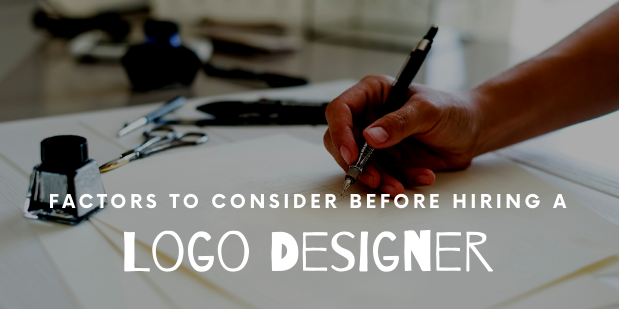Factors to Consider Before Hiring a Logo Designer
