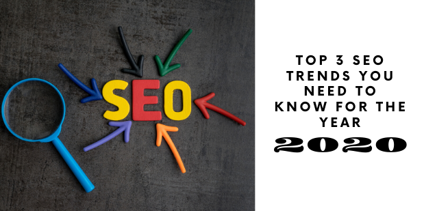 Top 3 SEO Trends You Need to Know for the Year 2020