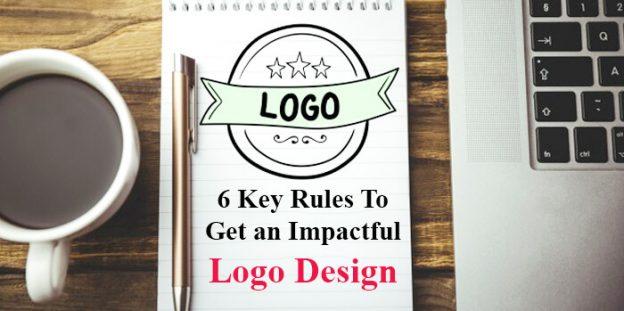 6 Key Rules To Get an Impactful Logo Design