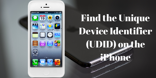 Find UDID on the iPhone & other Information