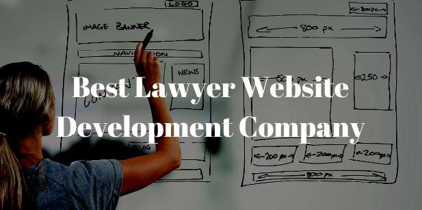 Best Lawyer Website Development Company
