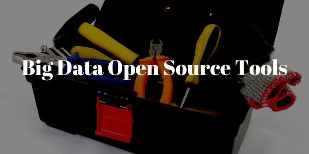 Best 10 Big Data Open Source Tools