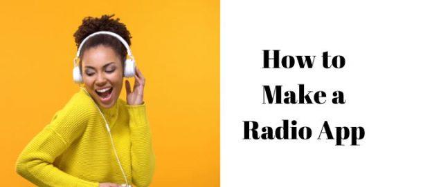 Shoutcast Radio App Builder