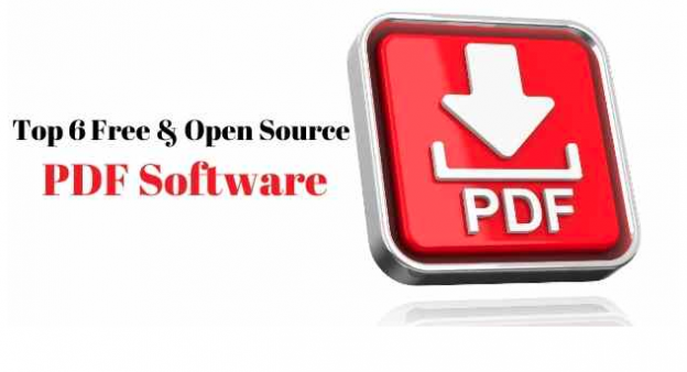 Top 6 Free & Open Source PDF Software