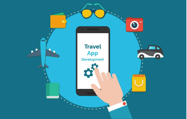 Travel App for Android & iOS Devices