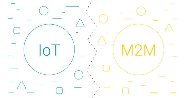 M2M vs IoT: Difference