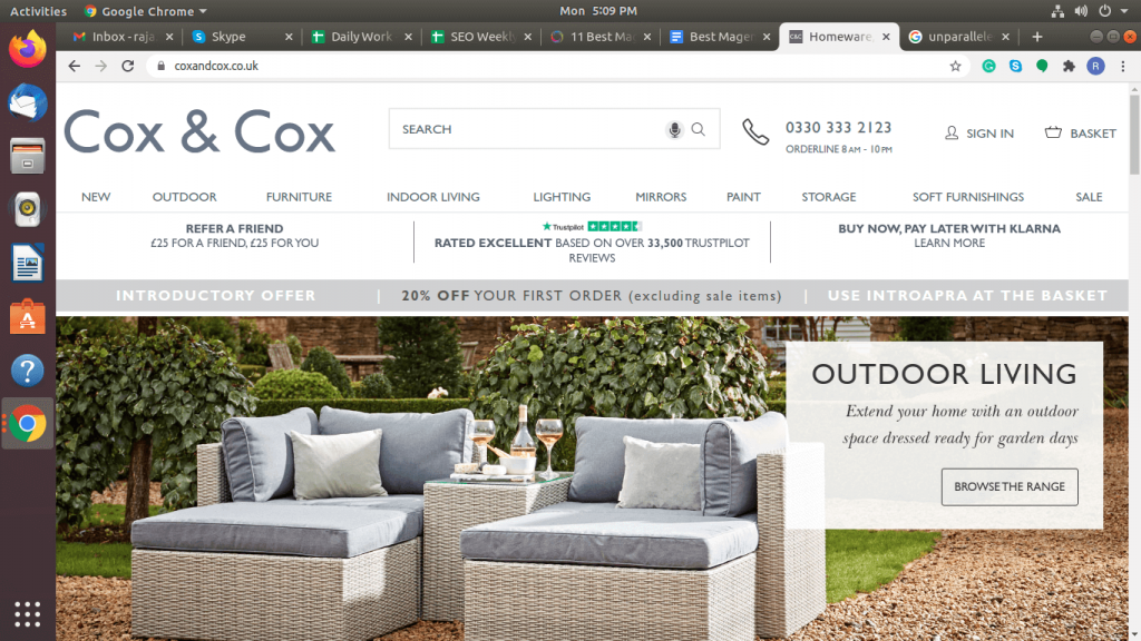 Magento eCommerce Website Examples