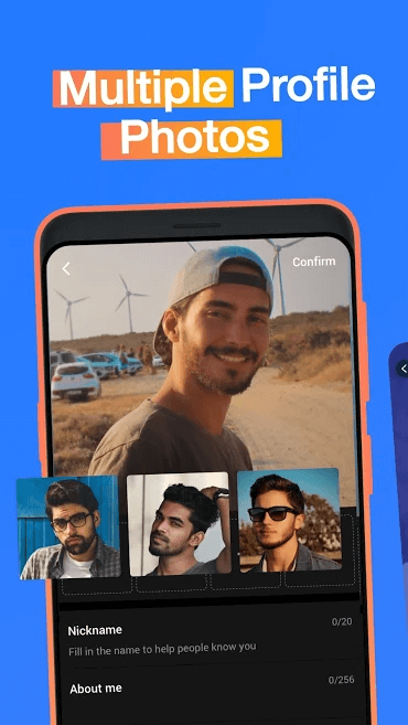 Gay Dating and Video Chatting App