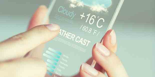 Top 8 Weather Apps For Accurate Weather Forecasts in 2021