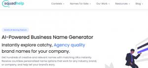 Mobile App Name Generator