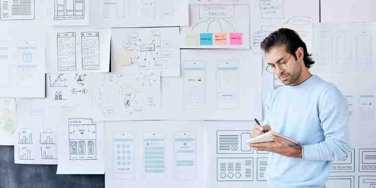 A Concrete App Development Plan