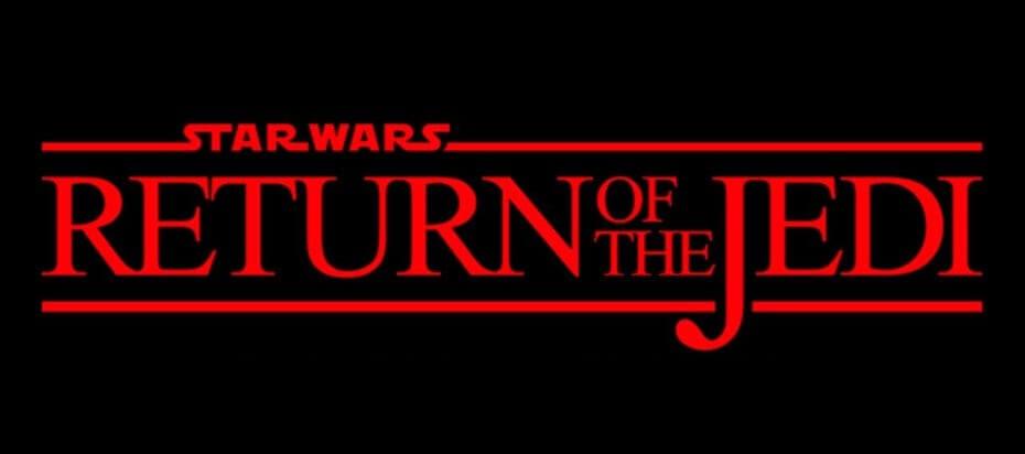 Return/Revenge of the Jedi