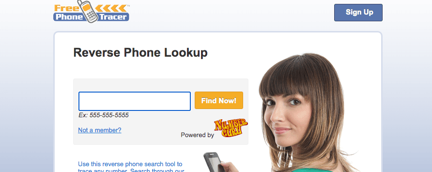 Free Phone Tracer