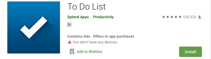 To-Do List - Simplest way of planning your tasks