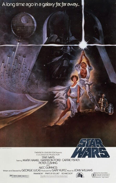 The First Star Wars Poster