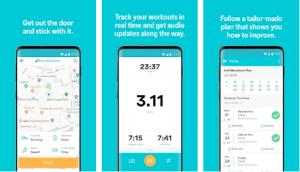 Runkeeper - Distance Run Tracker