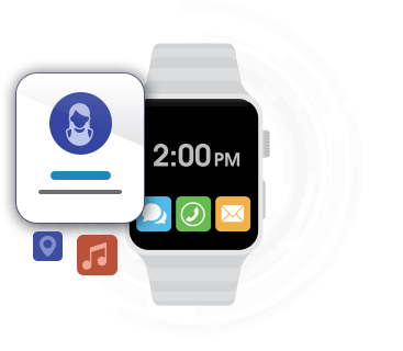 Apple iWatch App Development Company