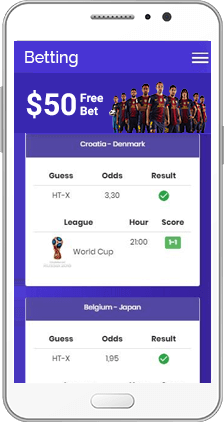 Sport betting game development