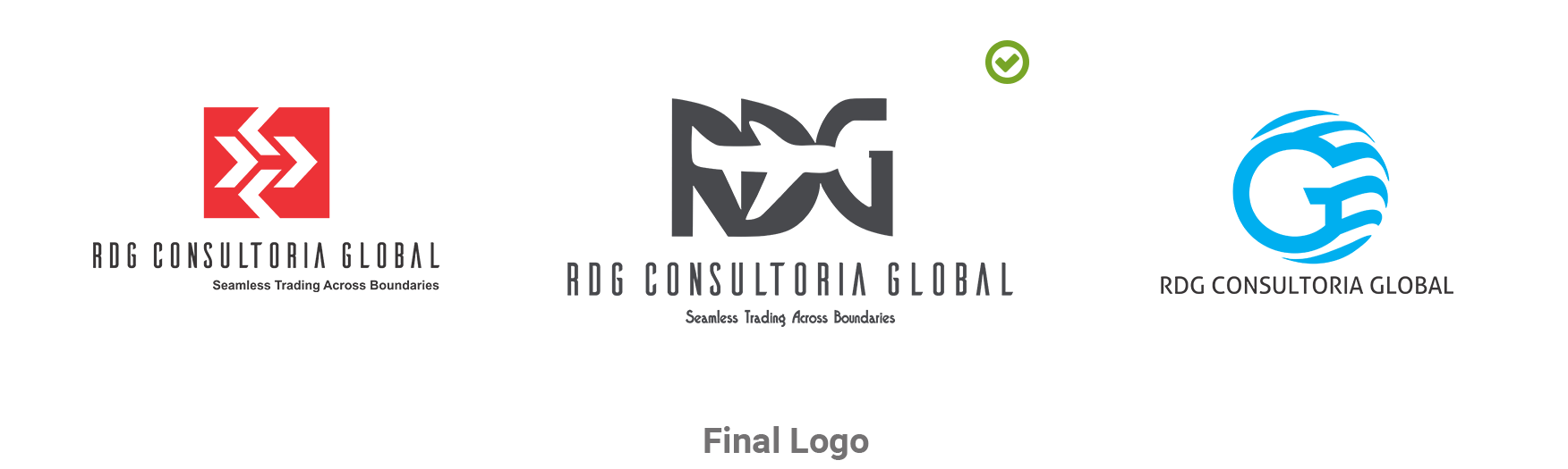 RDG Logo Design Concepts