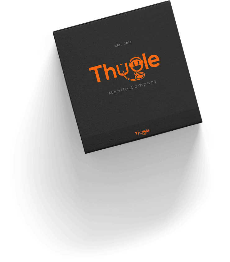 Thugle Product Logo Design