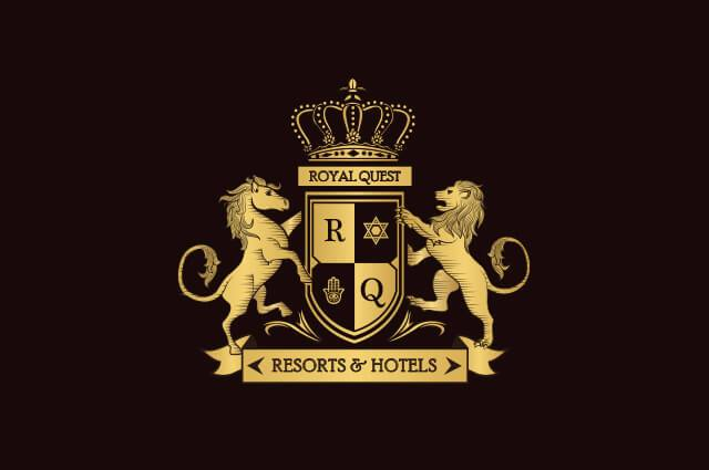 Royal Quest Logo Design