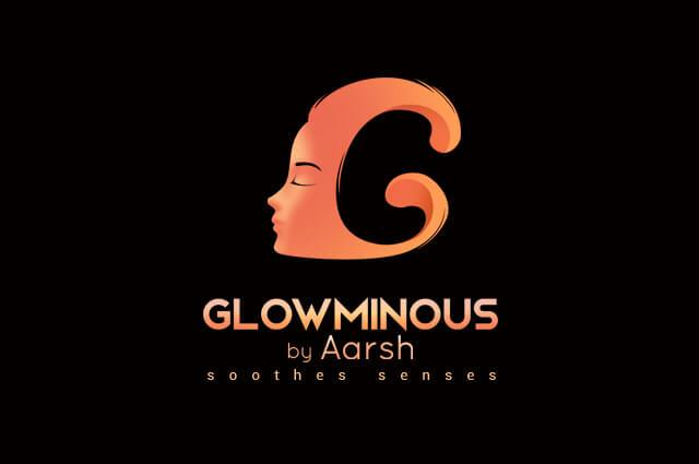 Glowminous Logo Design